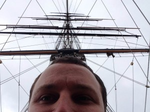 Cutty Sark Main Mast_Greenwich_England