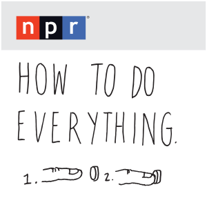 How To Do Everything Podcast Logo