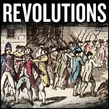 Revolutions Podcast Logo