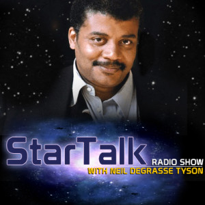 Star Talk Radio Podcast Logo