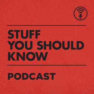 Stuff You Should Know Podcast Logo