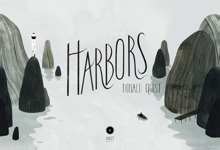 Book Rec: Harbors by Donald Quist
