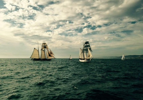 Learn to Sail LA's Official Tall Ships (For Free!)