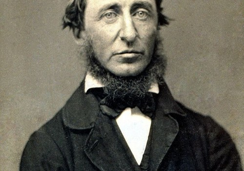 Re: Philanthropy, Thoreau Got It Wrong